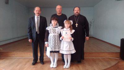 Священнослужитель принял участие в мероприятии в общеобразовательной школе