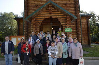 Прихожане Серафимовского храма Пензы совершили паломничество на Семиключье