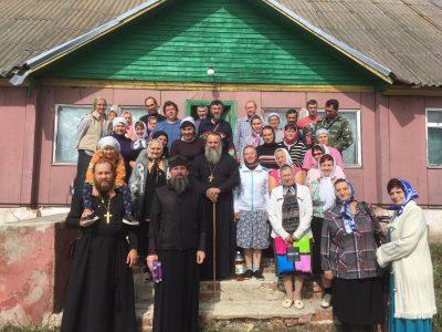В день памяти святых новомучеников и исповедников Пензенских в Городищенском благочинии прошел традиционный крестный ход