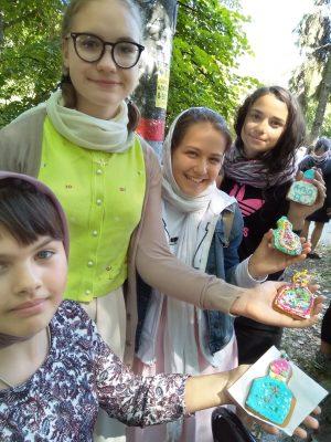 Воспитанники воскресной школы Казанско-Богородицкого мужского монастыря посетили Пензу