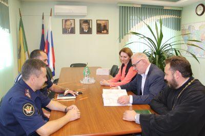 Священнослужитель принял участие в семинаре для сотрудников УФСИН России по Пензенской области
