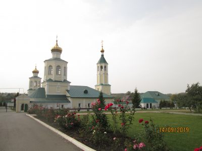 Пензенские паломники совершили паломническую поездку по святым местам Мордовии