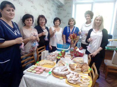 Прихожане Покровского архиерейского собора приняли участие в благотворительных акциях