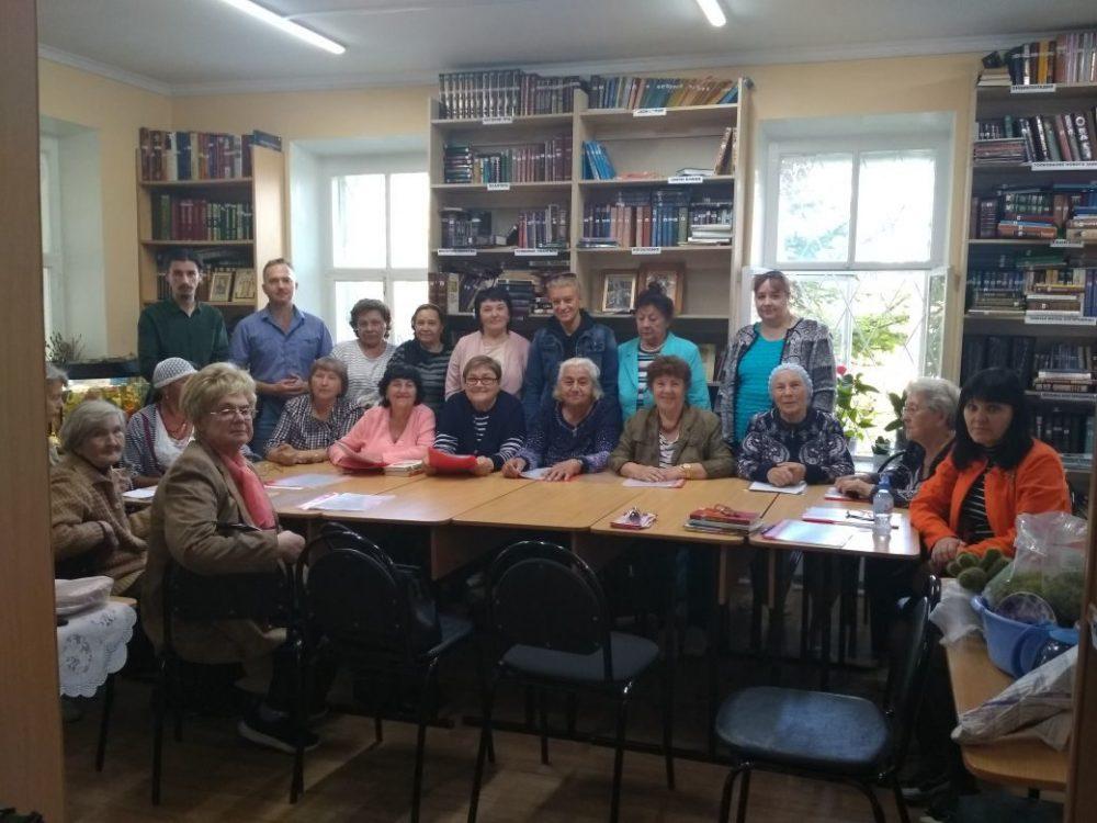 Состоялась встреча библейско-богословского клуба «Разговор у печки» при Покровском архиерейском соборе