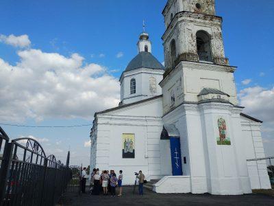 В Симбухово продолжается подготовка к первому Межъепархиальному фестивалю колокольного звона «НЕСТИ БЛАГУЮ ВЕСТЬ»