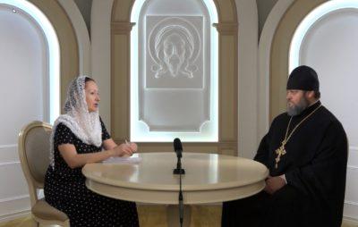 «Вопросы веры». Беседа с первым проректором Пензенской духовной семинарии протоиереем Николай Грошевым