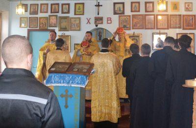 В пензенских исправительных колониях и СИЗО началась «Неделя молитвы»