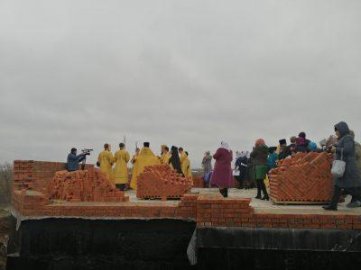 Пензенские паломники посетили село Кочетовка
