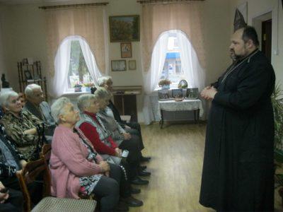 В Городищенском благочинии почтили память жертв политических репрессий