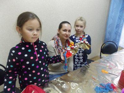 При Покровском архиерейском соборе продолжает работать творческая мастерская по рукоделию