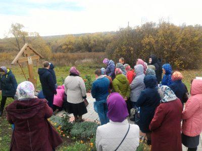 Пензенские паломники поклонились мощам святого блаженного Иоанна Кочетовского