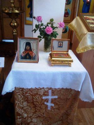 Во 2-м благочинии Пензенского округа поклонились мощам святителя Иннокентия Пензенского