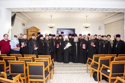 В Общецерковной аспирантуре и докторантуре состоялись курсы для руководителей и сотрудников епархиальных отделов по взаимодействию с казачеством