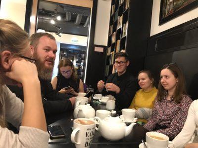 Священник Илия Иванов провел со студентами беседу о любви