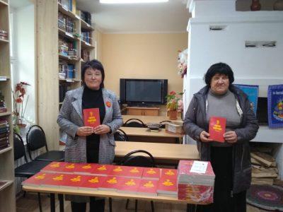 Покровский архиерейский собор города Пензы получил партию книг для участия в акции «Святое Евангелие в каждый дом»