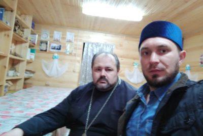 В Городищенском районе священник и имам обсудили проблемы современного общества