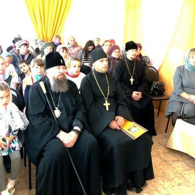 В Мокшане прошли культурно-просветительские мероприятия по случаю дня памяти священномученика Павлина (Крошечкина), архиепископа Могилевского