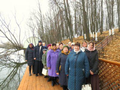Каменские паломники посетили Иоанно-Богословский монастырь в Мордовии