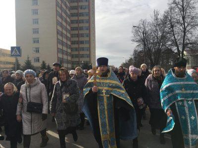В Заречном состоялся общегородской крестный ход