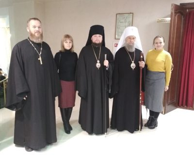 Делегация Пензенской епархии приняла участие в V Межрегиональном образовательном форуме «Пересвет» в Саранске