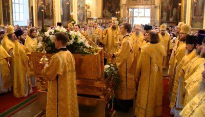 Вопросы веры. Торжества по случаю 200-летия со дня преставления святителя Иннокентия Пензенского