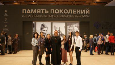 Активисты Союза православной молодежи приняли участие в работе форума «Православная Русь ― ко Дню народного единства» в Москве