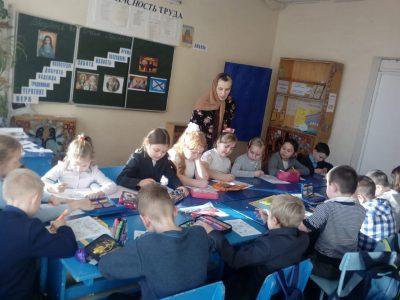В селе Кривошеевка Нижнеломовского благочиния открылась воскресная школа