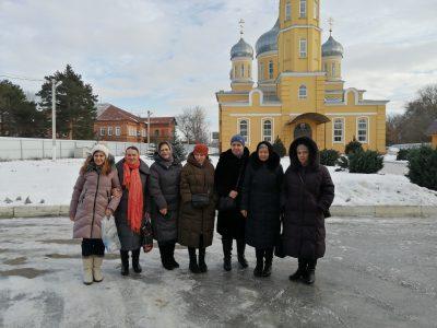 Пензенские паломники посетили монастыри Вадинского и Нижнеломовского районов