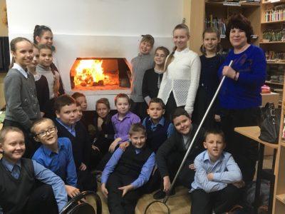 Учащиеся школы № 51 города Пензы посетили Духовно-просветительский центр при Покровском соборе