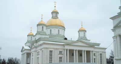 В Пензе прошел VII фестиваль православной культуры «Спасские вечера. Рождественские встречи»