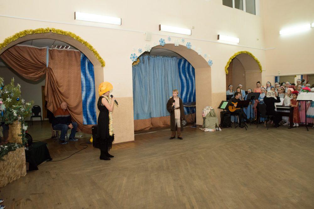 В Епархиальном духовно-просветительском центре состоялся показ рождественского музыкального спектакля «Маленький принц»