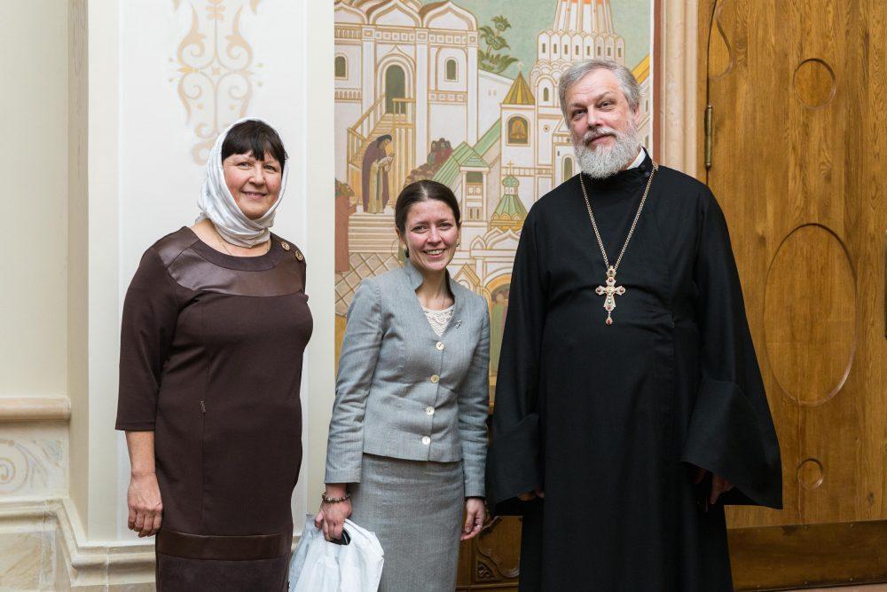 На Рождественских чтениях в Москве был представлен проект Пензенской митрополии «Церковь в истории Пензенского края»
