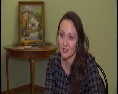 Гостьей программы «Вопросы веры» стала кандидат социологических наук Евгения Евгеньевна Жуковская