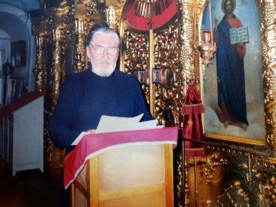 Отошел ко Господу заштатный клирик Пензенской епархии диакон Владимир Катызин