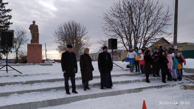 Священник поздравил нижнеломовских студентов с днем памяти святой мученицы Татианы