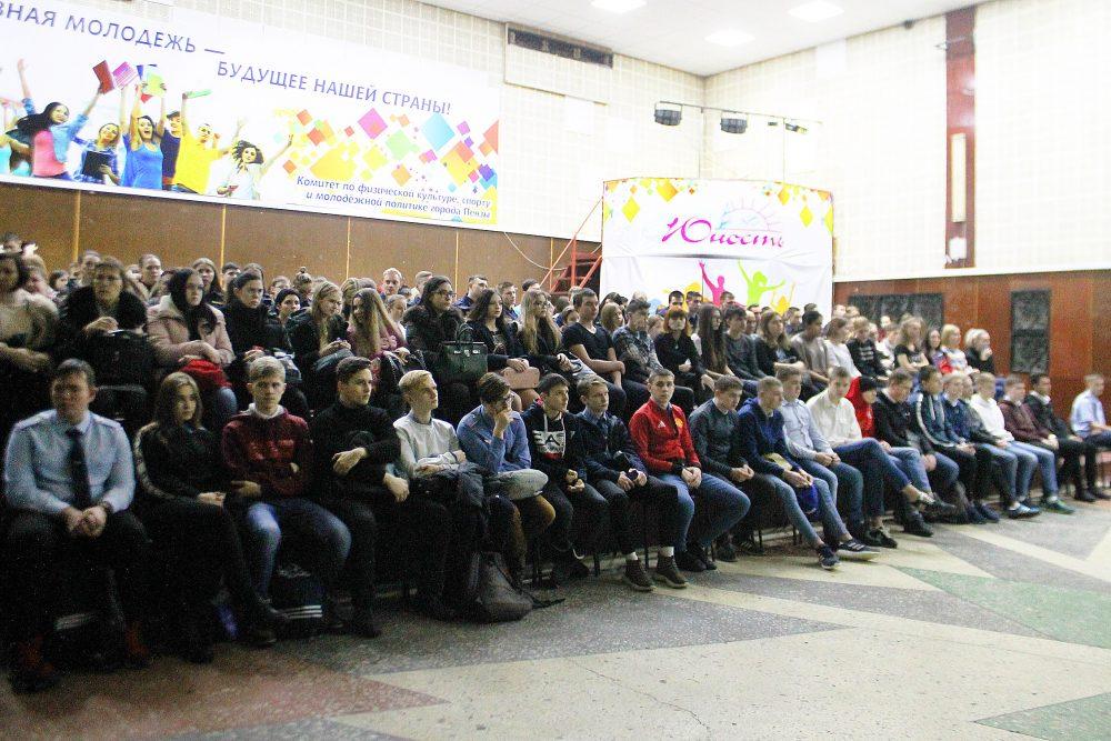 Руководитель миссионерского отдела рассказал пензенским студентам об опасности религиозных сект, действующих на территории региона