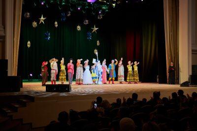 «Морозко», видеозапись спектакля Семейного православного театра