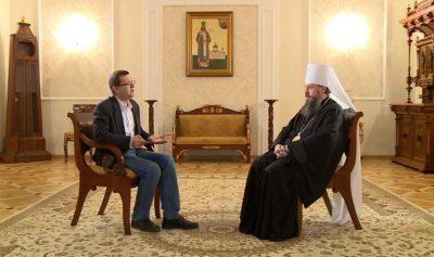 Мир Православия. Большое рождественское интервью с митрополитом Пензенским и Нижнеломовским Серафимом