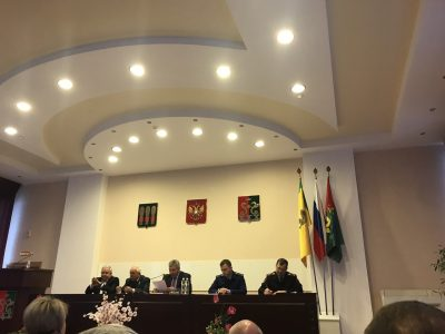 Священнослужитель принял участие в заседании актива Каменского района Пензенской области