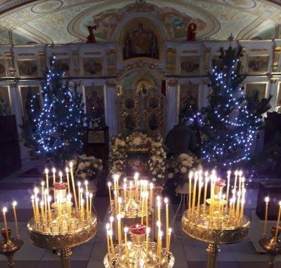 Акция против абортов «Поставь свечу о спасении жизни нерожденных младенцев» прошла в Димитриевском храме Каменки
