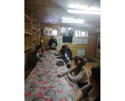 Мастер-класс по лепке из декоративной глины прошел в воскресной школе г. Городище
