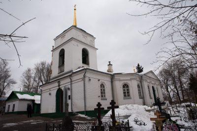 В день памяти святителя Феодосия Черниговского митрополит Серафим совершил Литургию в Митрофановском храме Пензы