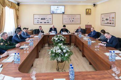В Пензенской духовной семинарии состоялось заседание Совета ректоров вузов Пензенской области