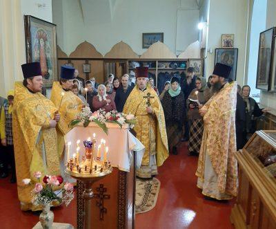 Состоялось собрание духовенства Мокшанского благочиния
