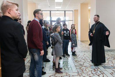 День открытых дверей в Пензенской духовной семинарии