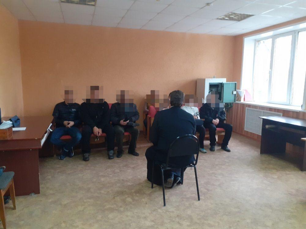 В уголовно-исполнительной инспекции состоялась духовная беседа с осужденными