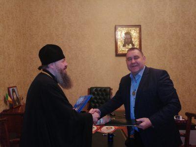 Подписан договор о сотрудничестве между Пензенским отделением ИППО и Пензенской духовной семинарией