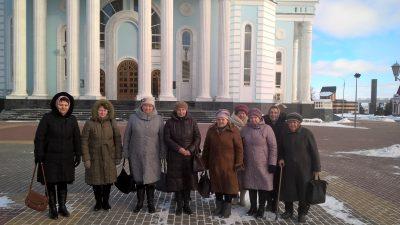 Пензенские паломники посетили святые места Мордовии