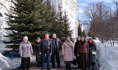 Пензенские паломники совершили паломническую поездку в Параскево-Вознесенский женский монастырь в селе Пайгарма