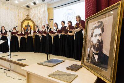 В Пензенской духовной семинарии прошел вечер памяти А.В. Касторского
